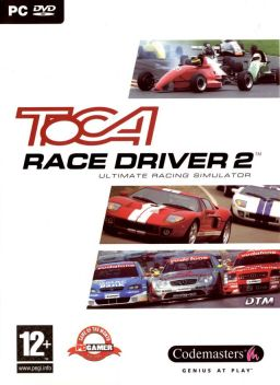 TOCA_Race_Driver_2_cover