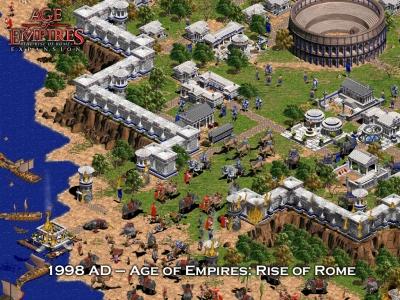 AOE Rise of Rome
