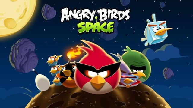 Angry Birds Space 1.4.1 Free