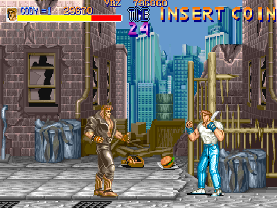 Final_Fight PC Game