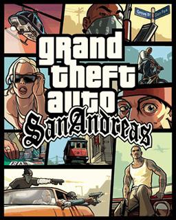 GTA IV San Adnreas