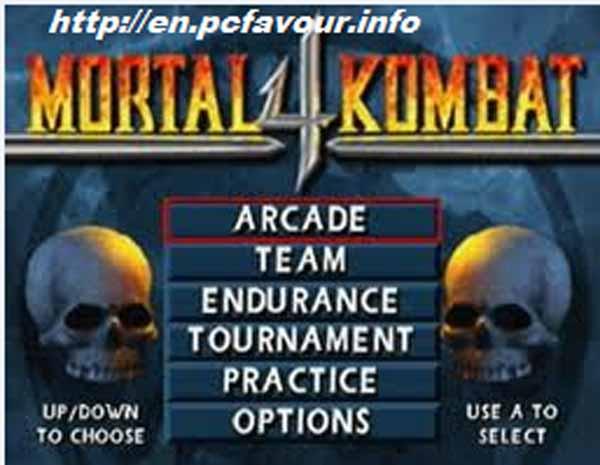 Mortal-Kombat-4-game-screenshot