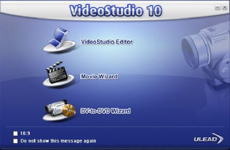 Ulead video studio 10