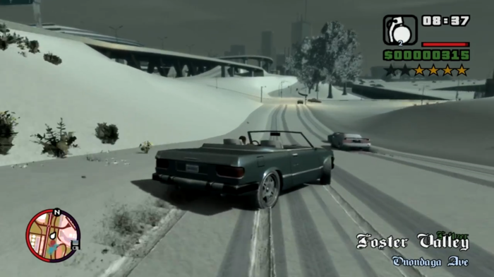 GTA IV: San Andreas- Snow Edition Free Full Latest Version Pc Game Download + Direct Download Links