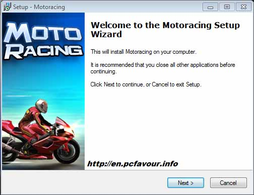Motoracing-screenshot