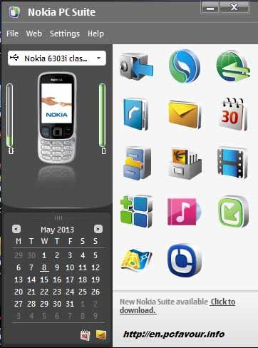 Nokia-Suite-screenshot