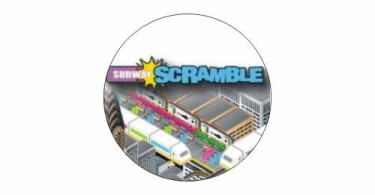 Subway-Scramble-game-logo-icon