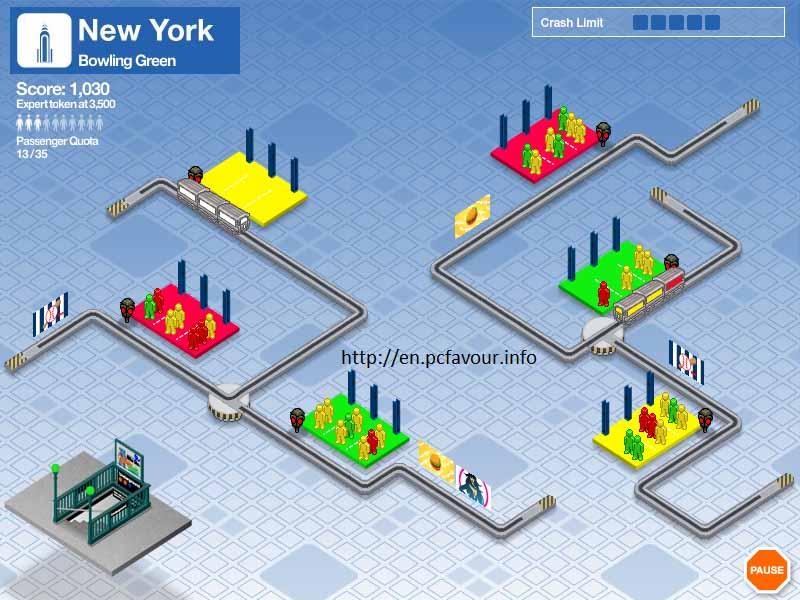 Subway-Scramble-screenshot