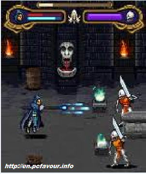 Swords of fury for mobile