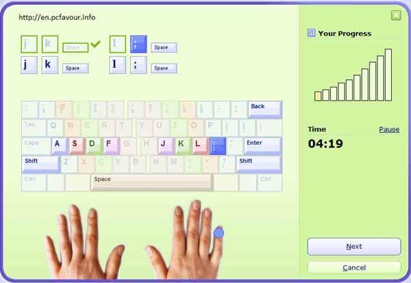 Typing-Master-screenshot