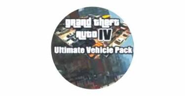 gta-iv-ultimate-vehicle-pack-logo -icon