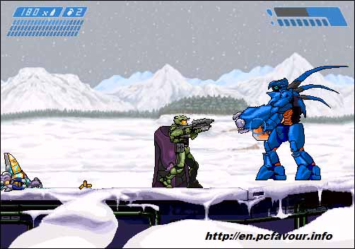 Halo-Hell-on-earth-trilogy-game-screenshot