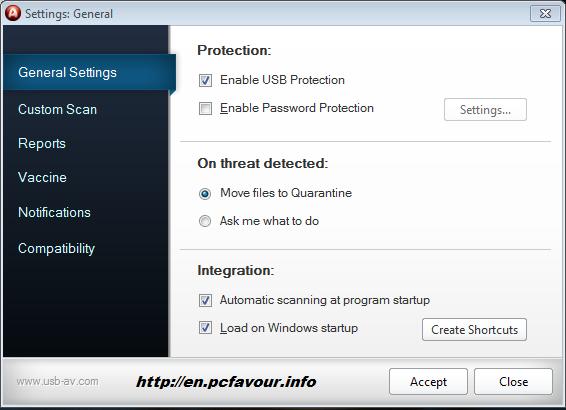 USB-AV Anti-Virus 2012