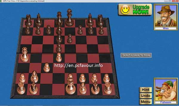 100-Free-Chess-screenshot