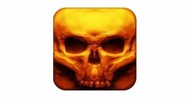Death-dome-game-logo-icon