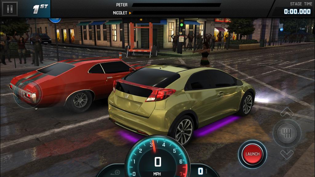 Fast & Furious 6 the Game v4.1.0 APK