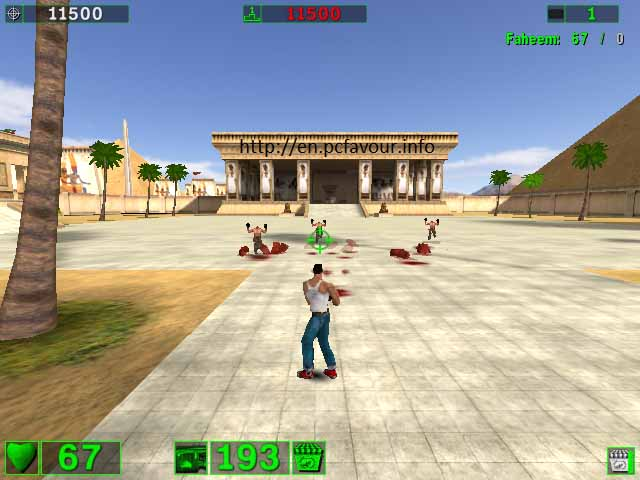 Serious-Sam-game-screenshot