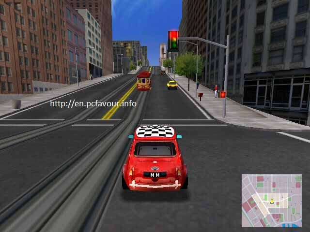 Stunt Driving School >> Midtown Madness 2 Game