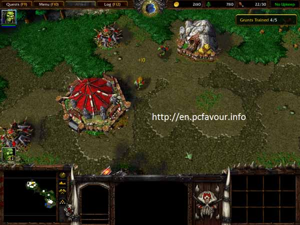 Warcraft-III-Reign-of-Chaos-screenshot