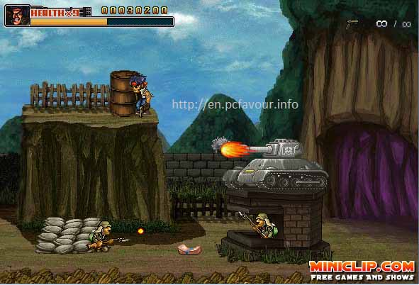Metal-Slug-Commando-2-screenshot