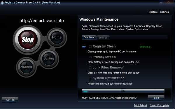 Registry-Cleaner-Free-screenshot