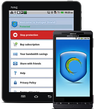 Hotspot Shield VPN for Android - Free Download