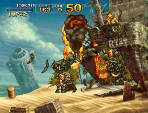 Metal-Slug-3-Game-screenshot
