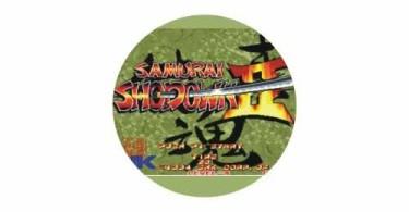 Samurai-Shodown-2-game-logo
