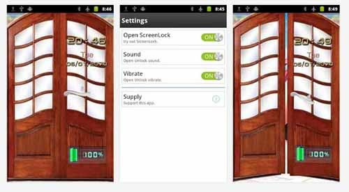 Use-Door-Lock-Phone-android-apk
