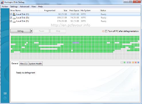 Auslogics-Disk-Defrag-screenshot
