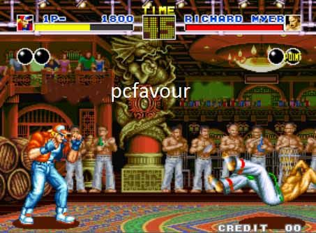 Fatal-Fury-The-King-of-Fighters-Game-screenshot