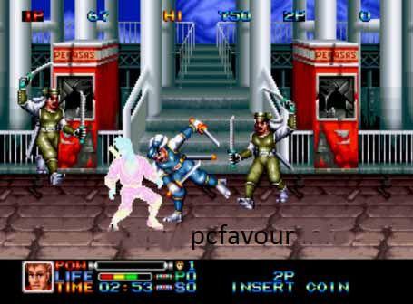 Ninja-Combat-Game-screenshot