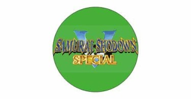 Samurai-Shodown-5-Special-logo