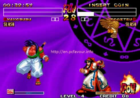 Samurai-Shodown-IV-Amakusas-Revenge-game-download