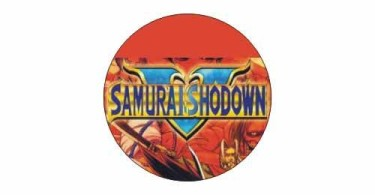 Samurai-Shodown-V-game-logo