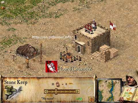 game stronghold crusader full version free