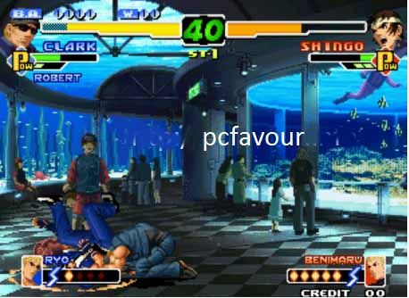 The-King-of-Fighters-2000-Game-screenshot