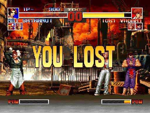 The-King-of-Fighters-95-screenshot