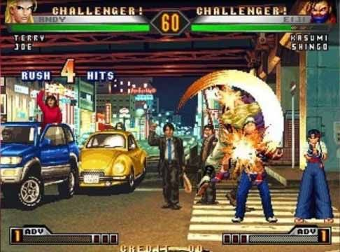 The King of Fighters 98 Game Download
