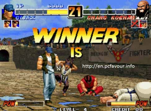 kof-96-The-King-of-Fighters-96-screenshot