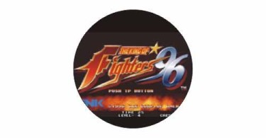 the-king-of-fighters-96-game-logo