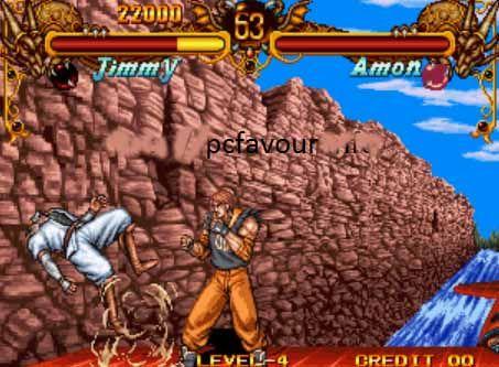 Double-Dragon-game-screenshot