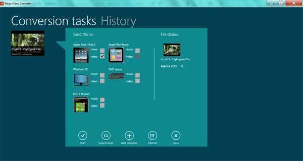 Mega-Video-Converter-screenshot