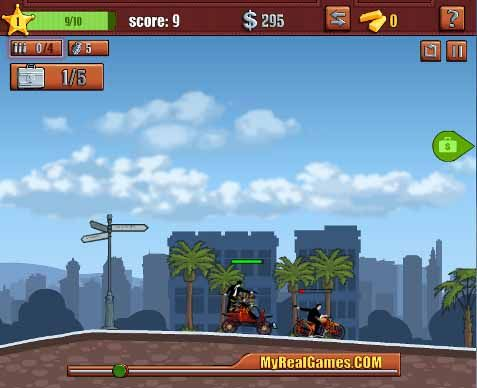 Mobster-Roadster-game-screenshot
