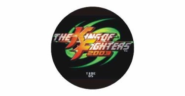 The-King-of-Fighters-2003-game-logo
