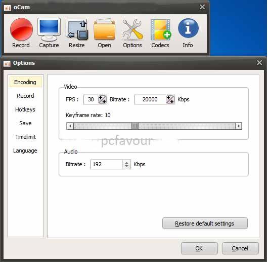 oCam-screenshot