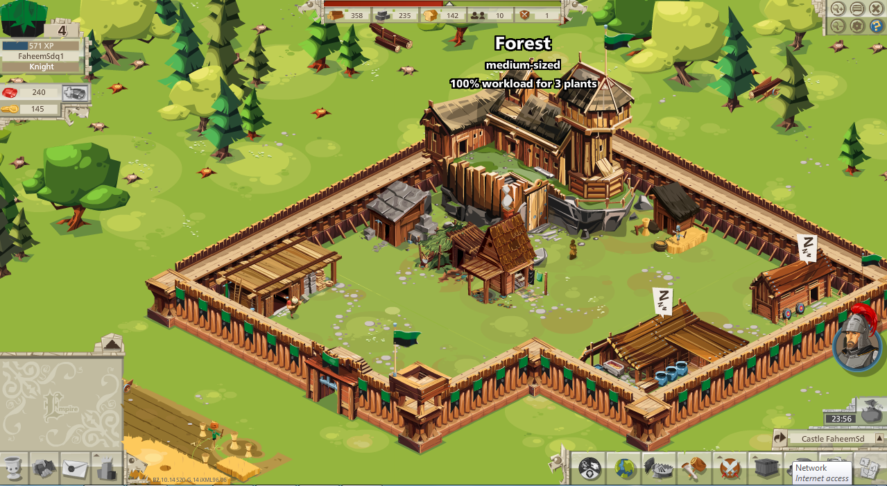 www.goodgame empire online