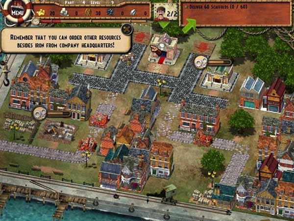 Monument-Builder-Titanic-game-screenshot