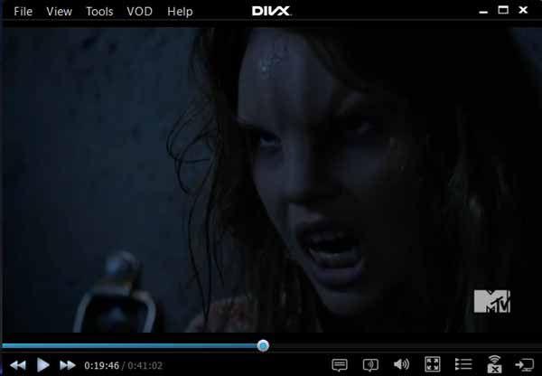 Divx-Player-screenshot