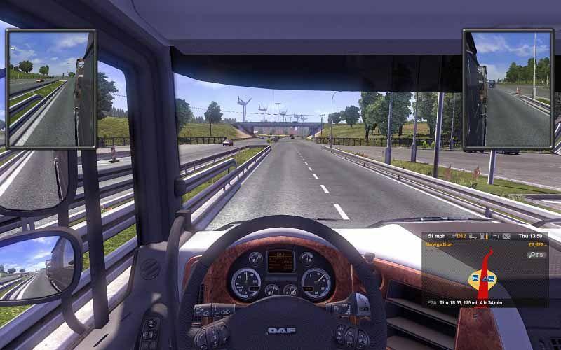 Euro Truck Simulator 2 Snapshot